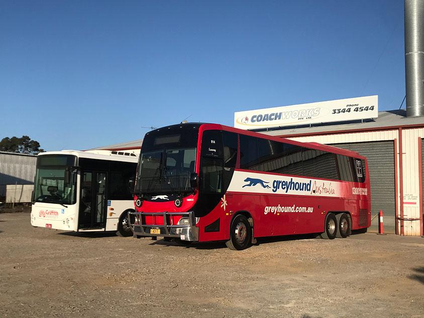 Royans Purchases Brisbane-Based Coachworks