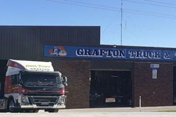 grafton branch