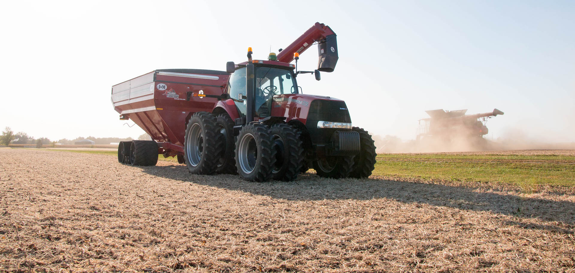 farm equipment accident repairs