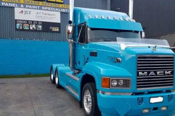 TSR Truck Smash Repairs panel & paint specialists
