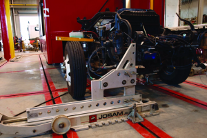truck chassis alignment